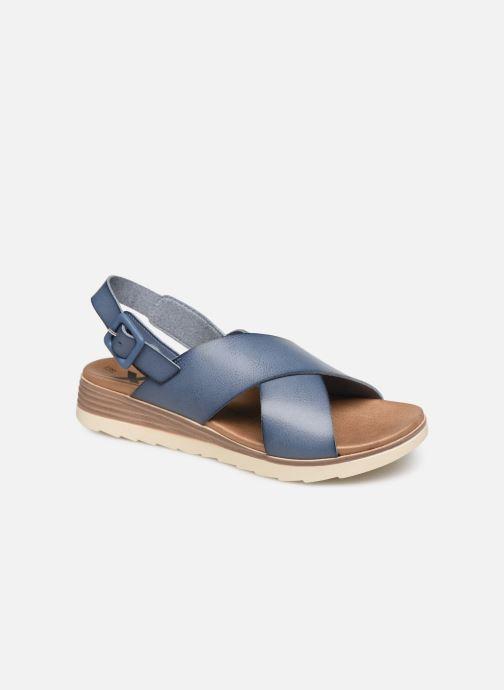 Sandales et nu-pieds Xti 49844 Bleu vue détail/paire