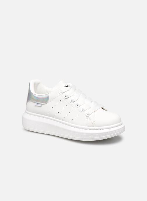 Baskets Xti 49952 Blanc vue détail/paire