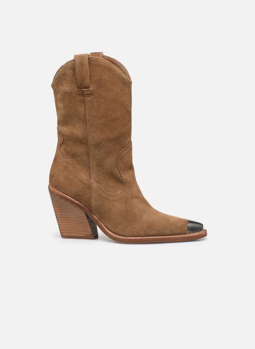 Bottines et boots Bronx NEW-KOLE 34139 Marron vue derrière