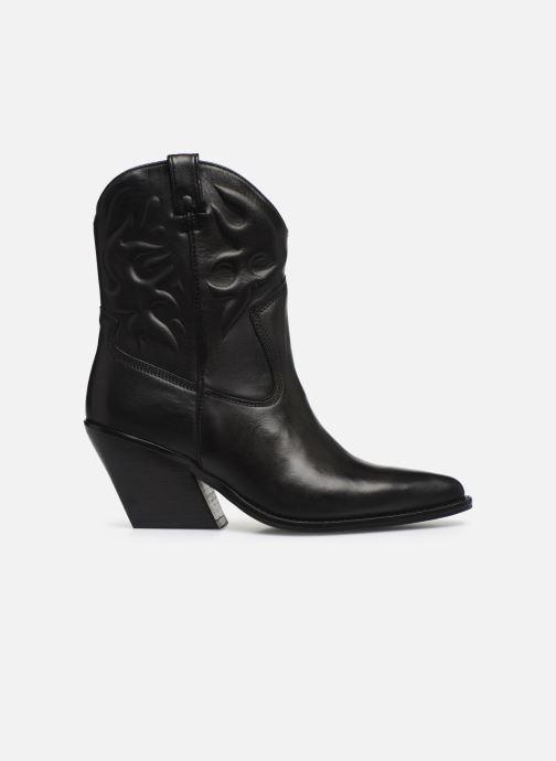 Boots en enkellaarsjes Bronx LOW-KOLE 34151 Zwart achterkant