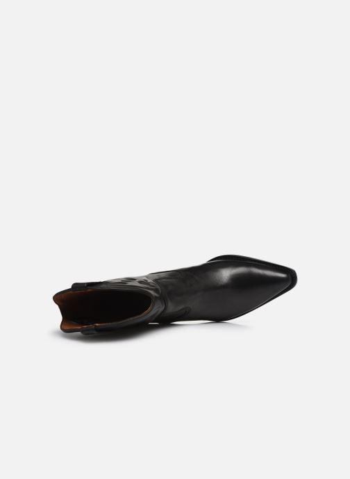 Boots en enkellaarsjes Bronx LOW-KOLE 34151 Zwart links
