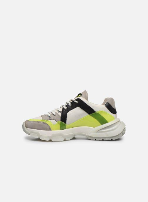 Sneakers Bronx SEVENTY-STREET 66295 Bianco immagine frontale