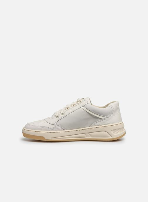 Sneakers Bronx OLD-COSMO 66330 Bianco immagine frontale