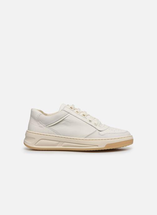 Sneakers Bronx OLD-COSMO 66330 Bianco immagine posteriore