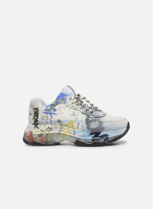 Sneakers Bronx BAISLEY 66340 Bianco immagine posteriore