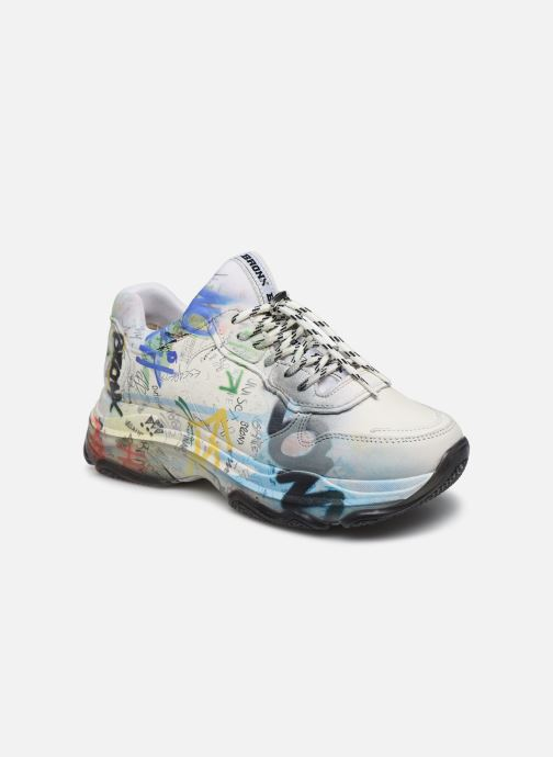 Sneakers Bronx BAISLEY 66340 Bianco vedi dettaglio/paio