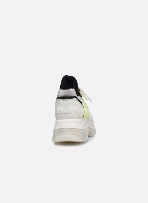 Sneakers Bronx BAISLEY 66341 Bianco immagine destra
