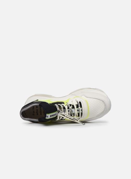 Sneakers Bronx BAISLEY 66341 Bianco immagine sinistra