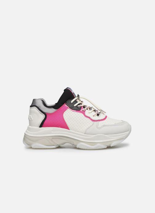 Sneakers Bronx BAISLEY 66341 Bianco immagine posteriore
