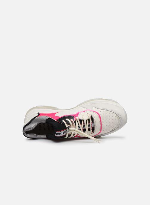 Sneakers Bronx BAISLEY 66341 Bianco immagine sinistra