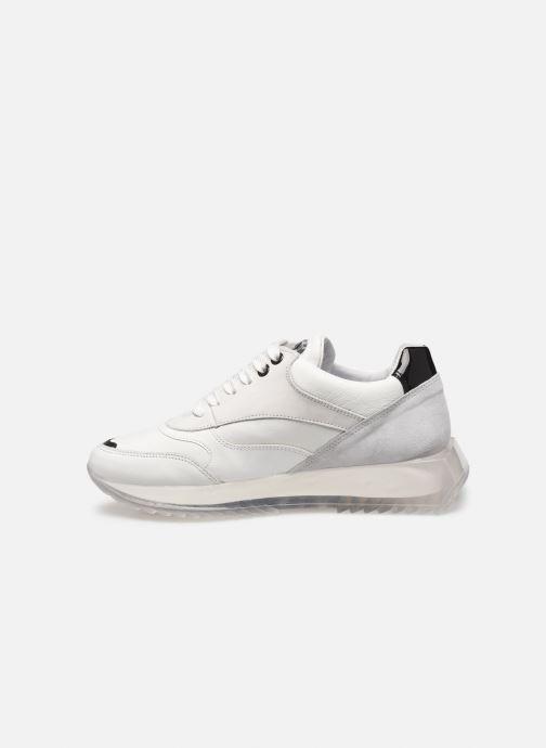 Sneakers Bronx LINKK-UP 66345 Bianco immagine frontale