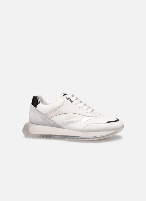 Sneakers Bronx LINKK-UP 66345 Bianco immagine posteriore
