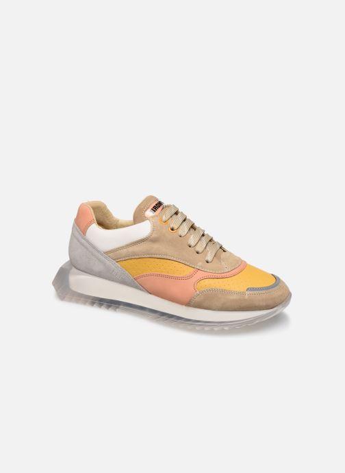 Sneakers Bronx LINKK-UP 66345 Beige vedi dettaglio/paio
