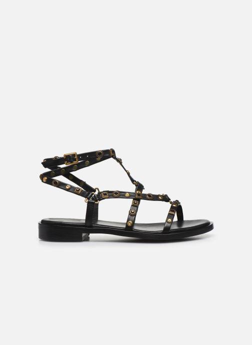 Sandali e scarpe aperte Bronx THRILL 84820 Nero immagine posteriore