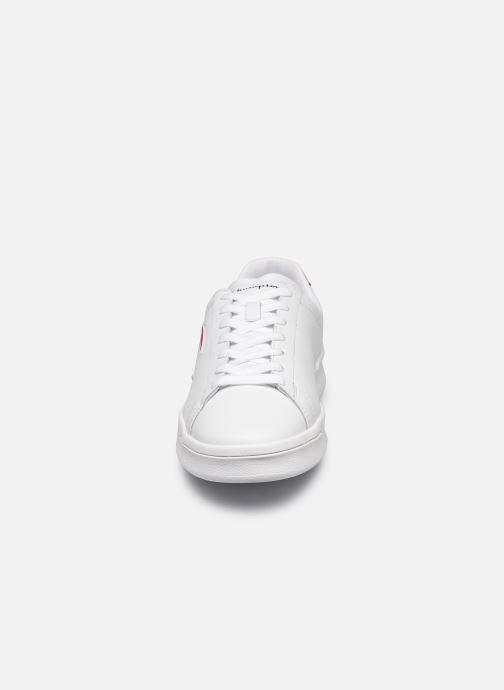 Sneaker Champion Low Cut Shoe M979 LOW weiß schuhe getragen