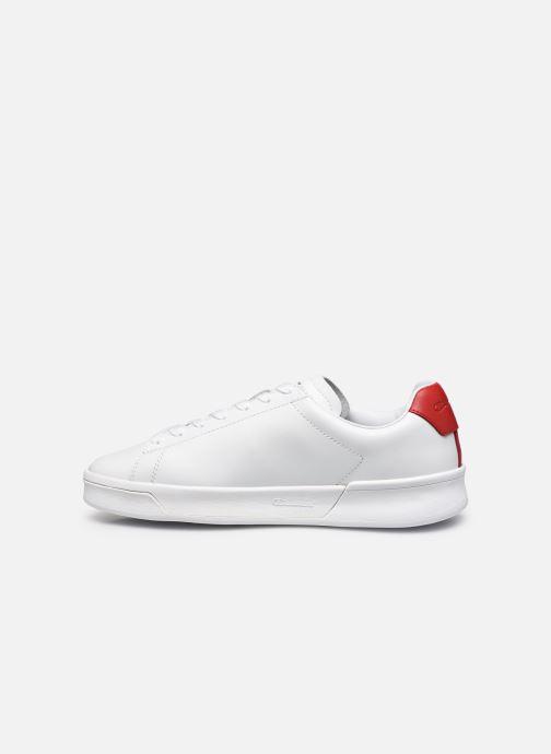Sneaker Champion Low Cut Shoe M979 LOW weiß ansicht von vorne