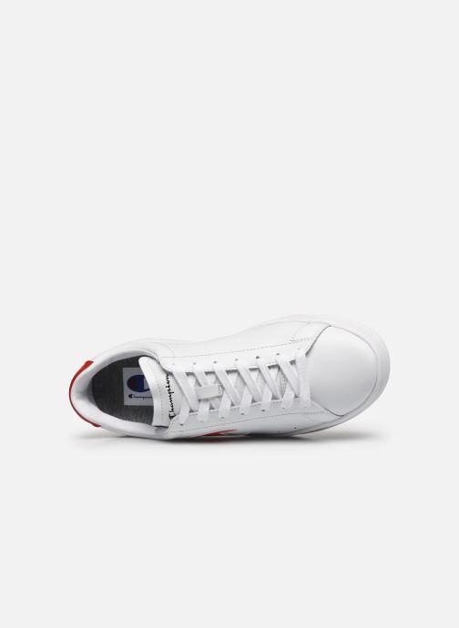Sneaker Champion Low Cut Shoe M979 LOW weiß ansicht von links