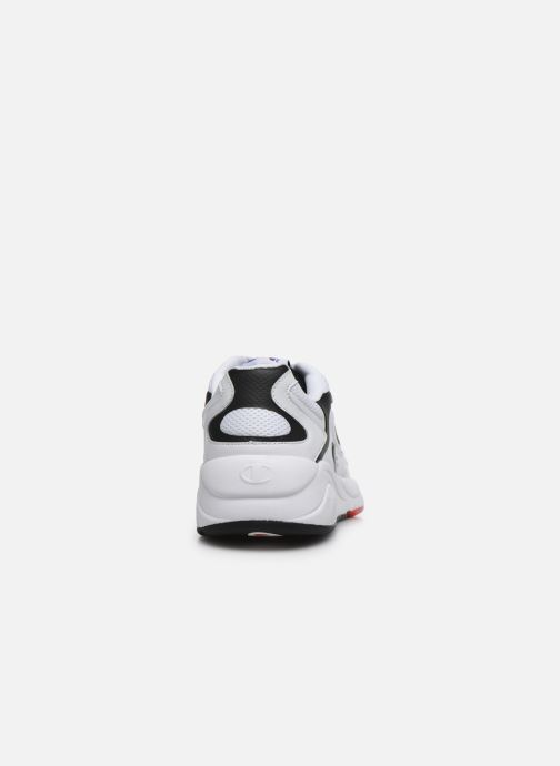 Baskets Champion Low Cut Shoe Lexington 200 Blanc vue droite