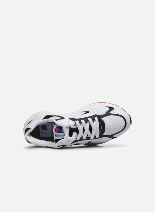 Sneakers Champion Low Cut Shoe Lexington 200 Bianco immagine sinistra