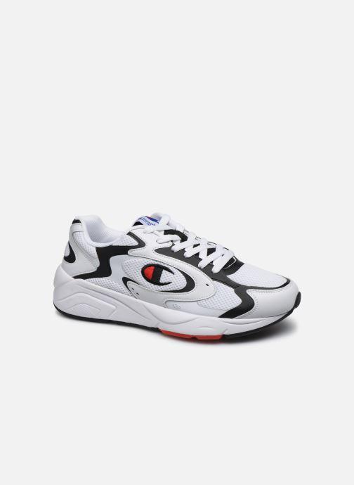 Baskets Champion Low Cut Shoe Lexington 200 Blanc vue détail/paire