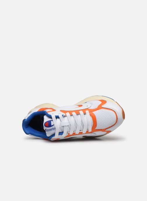 Baskets Champion Low Cut Shoe Lexington 200 Blanc vue gauche