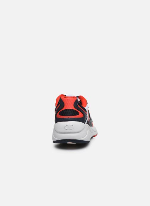 Baskets Champion Low Cut Shoe Lexington 200 Bleu vue droite