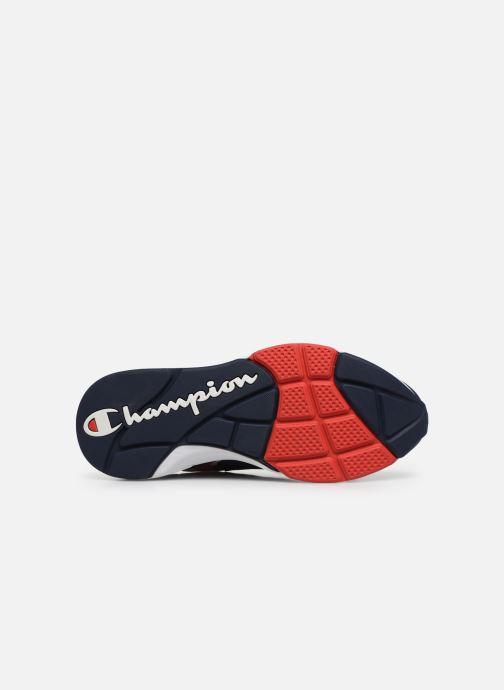 Baskets Champion Low Cut Shoe Lexington 200 Bleu vue haut