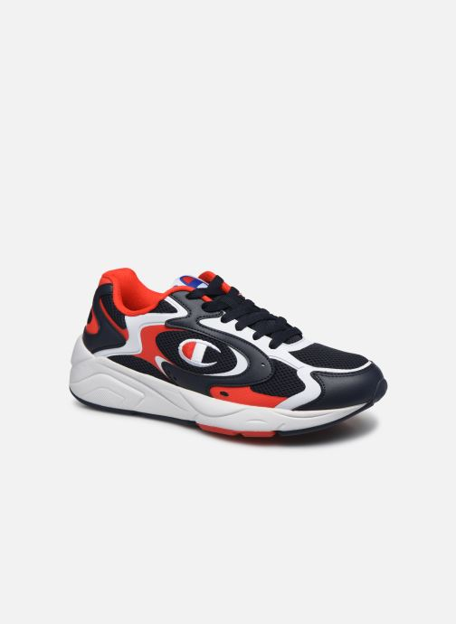 Baskets Champion Low Cut Shoe Lexington 200 Bleu vue détail/paire