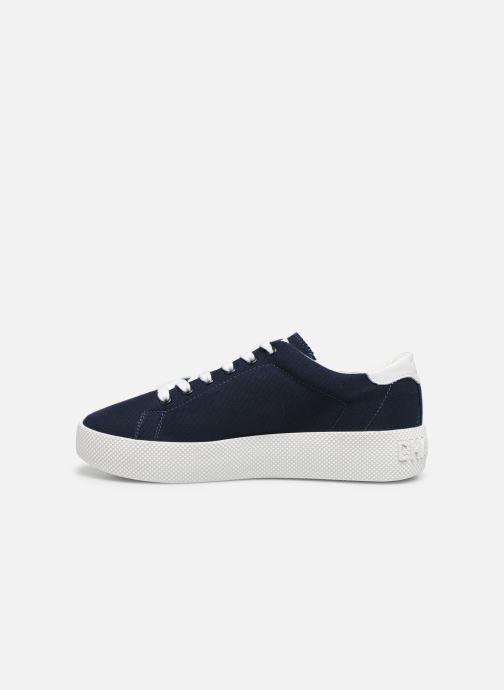 Sneakers Champion Low Cut Shoe Era Canvas Azzurro immagine frontale