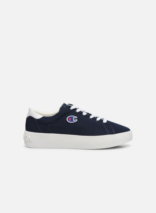 Deportivas Champion Low Cut Shoe Era Canvas Azul vistra trasera