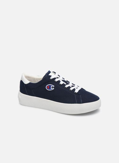 Baskets Champion Low Cut Shoe Era Canvas Bleu vue détail/paire