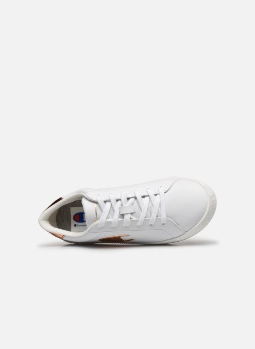 Baskets Champion Low Cut Shoe Era Gem Blanc vue gauche