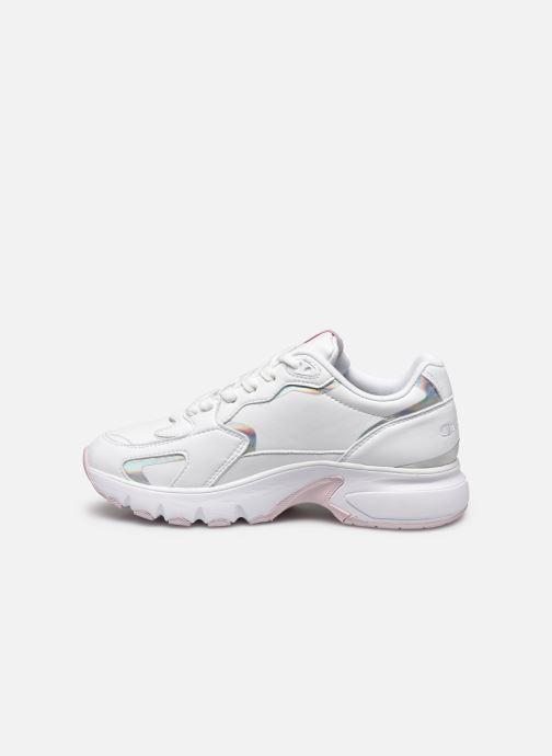 Sneakers Champion Low Cut Shoe CWA Eclipse Bianco immagine frontale