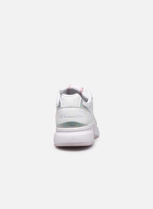 Baskets Champion Low Cut Shoe CWA Eclipse Blanc vue droite