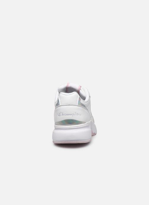 Sneakers Champion Low Cut Shoe CWA Eclipse Bianco immagine destra