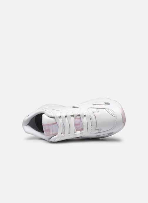 Sneakers Champion Low Cut Shoe CWA Eclipse Bianco immagine sinistra