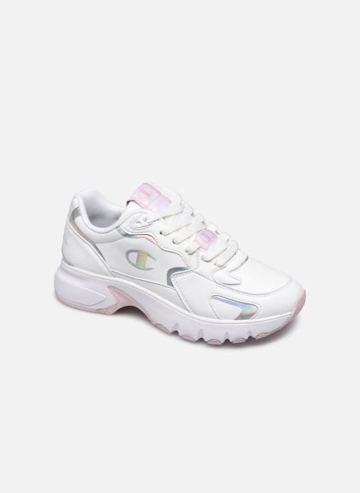 Sneakers Champion Low Cut Shoe CWA Eclipse Bianco vedi dettaglio/paio