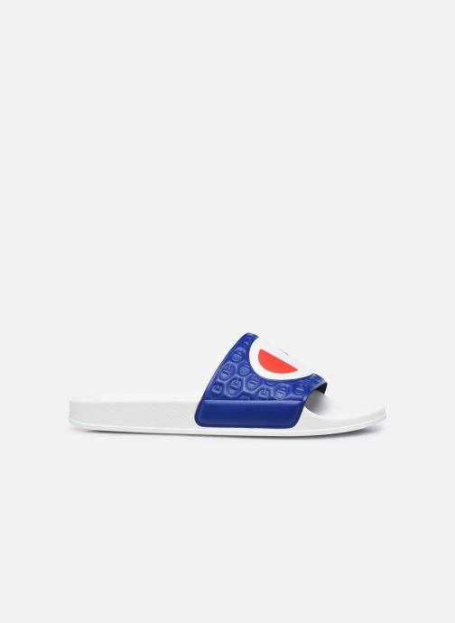 Sandales et nu-pieds Champion Slide M-EVO Bleu vue derrière