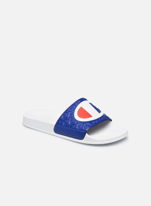 Sandales et nu-pieds Champion Slide M-EVO Bleu vue détail/paire