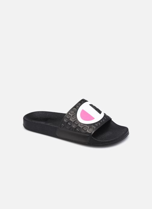Sandalen Champion Slide M-EVO schwarz detaillierte ansicht/modell
