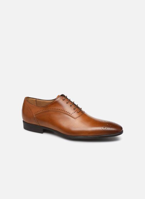 Chaussures à lacets Giorgio1958 GERALD Marron vue détail/paire