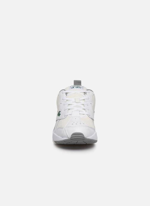 Baskets Lacoste Storm 96 120 2 Sma Blanc vue portées chaussures