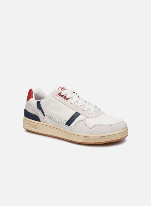 Trainers Lacoste T-Clip 120 2 Us Sma White detailed view/ Pair view