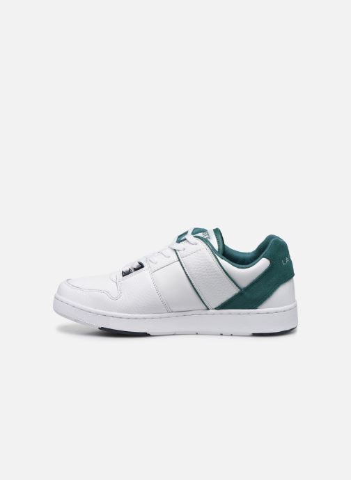 Baskets Lacoste Thrill 120 1 Sma Blanc vue face
