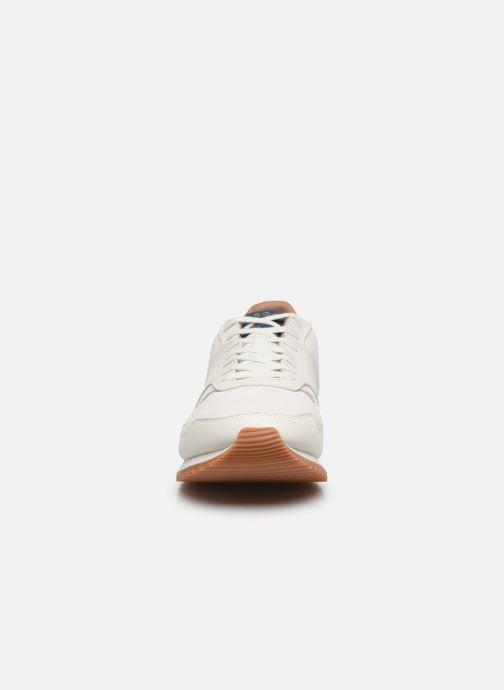 Baskets Lacoste Aesthet Luxe 120 1 Sma Blanc vue portées chaussures