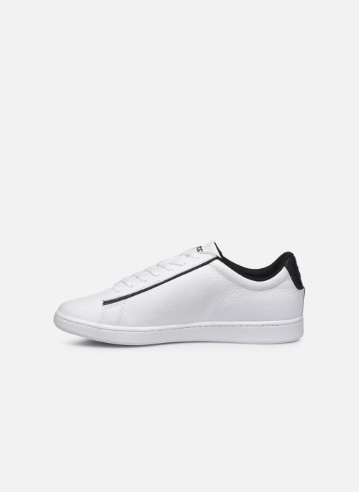 Baskets Lacoste Carnaby Evo 120 2 Sma Blanc vue face