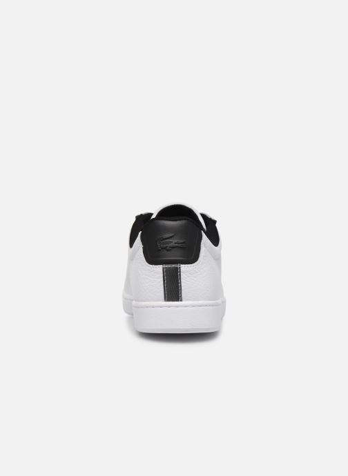 Trainers Lacoste Carnaby Evo 120 2 Sma White view from the right