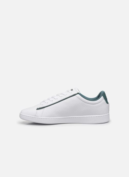 Sneakers Lacoste Carnaby Evo 120 2 Sma Hvid se forfra