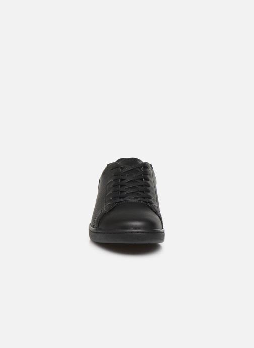 Baskets Lacoste Carnaby Evo 120 5 Sma Noir vue portées chaussures