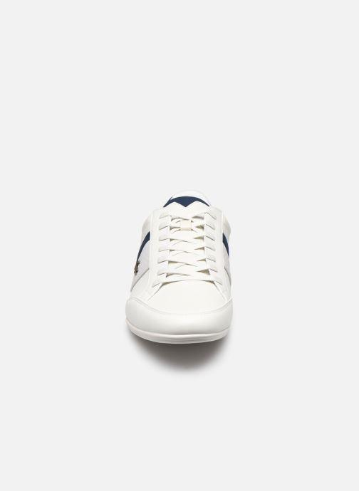 Baskets Lacoste Chaymon 120 4 Cma Blanc vue portées chaussures
